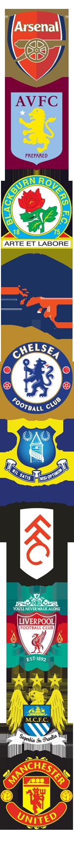 логотип английской премьер лиги: